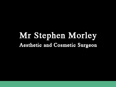 Mr Stephen Morley – Plastic Surgeon