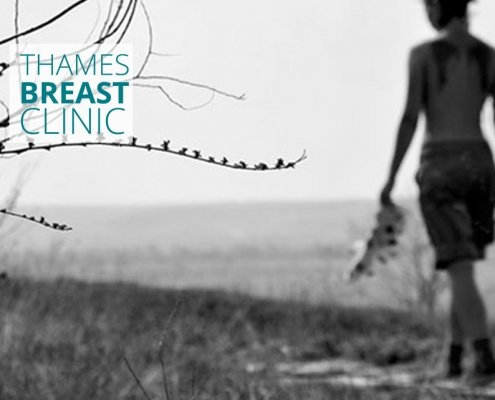 Breast Cancer Clinic Website Design