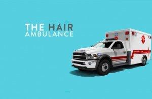 Hair Loss Clinic Website Design - Healthcare SEO